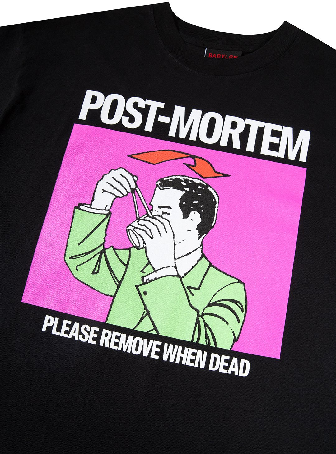 POST MORTEM T-SHIRT