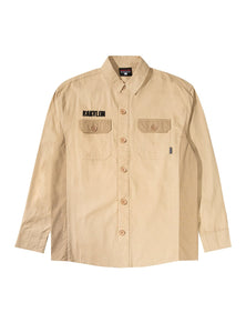 RIPSTOP BUTTON-UP