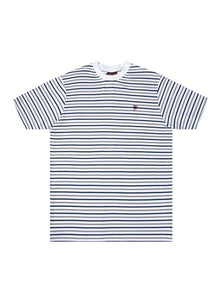 YARN DYED STRIPE TEE