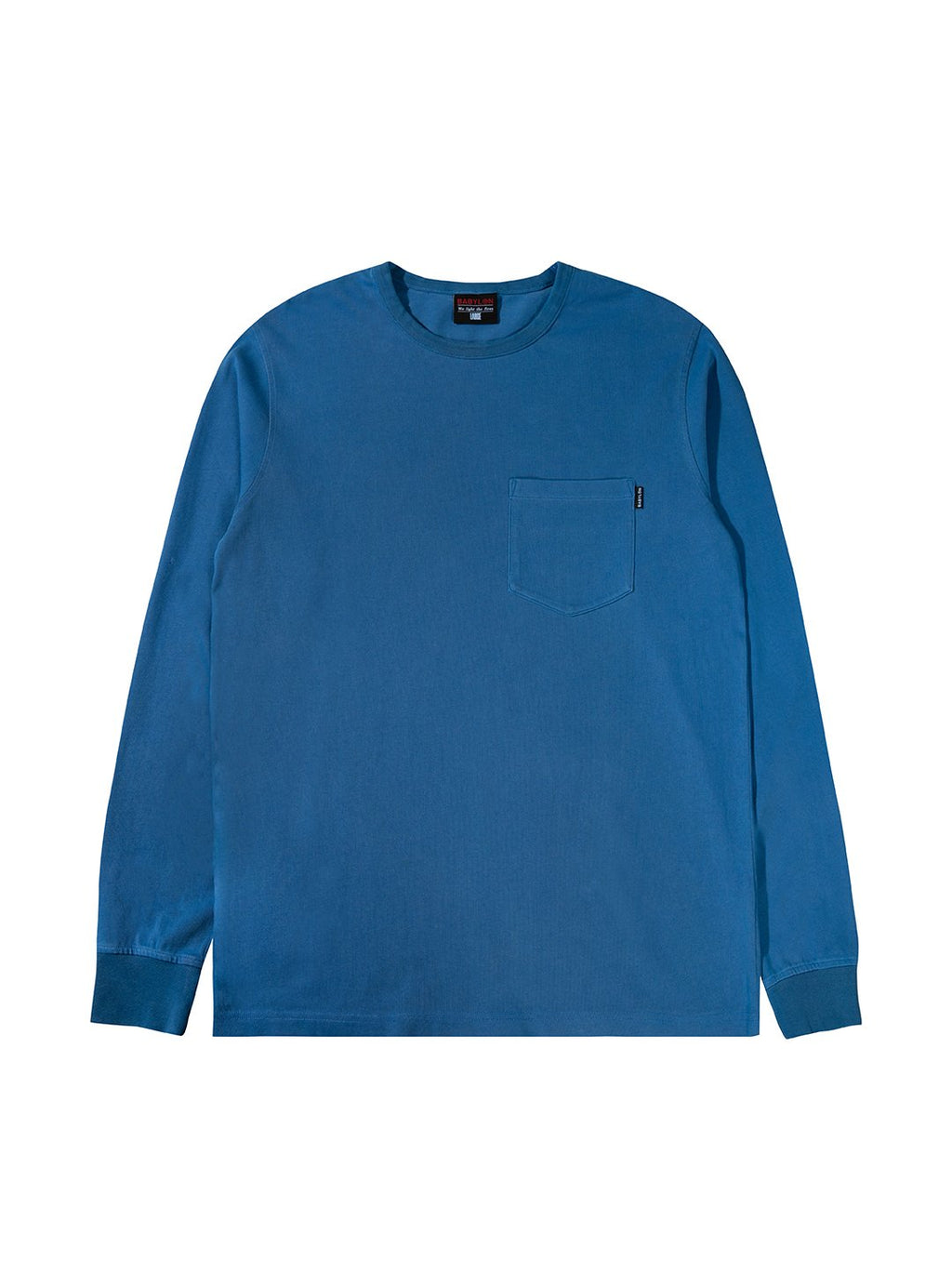 PIGMENT DYED LONGSLEEVE