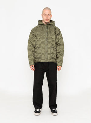 MILITARY LINER QUILTED JACKET