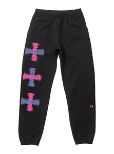 BLUR SWEATPANTS