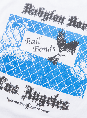 BABYLON BORN BAIL BOND T-SHIRT