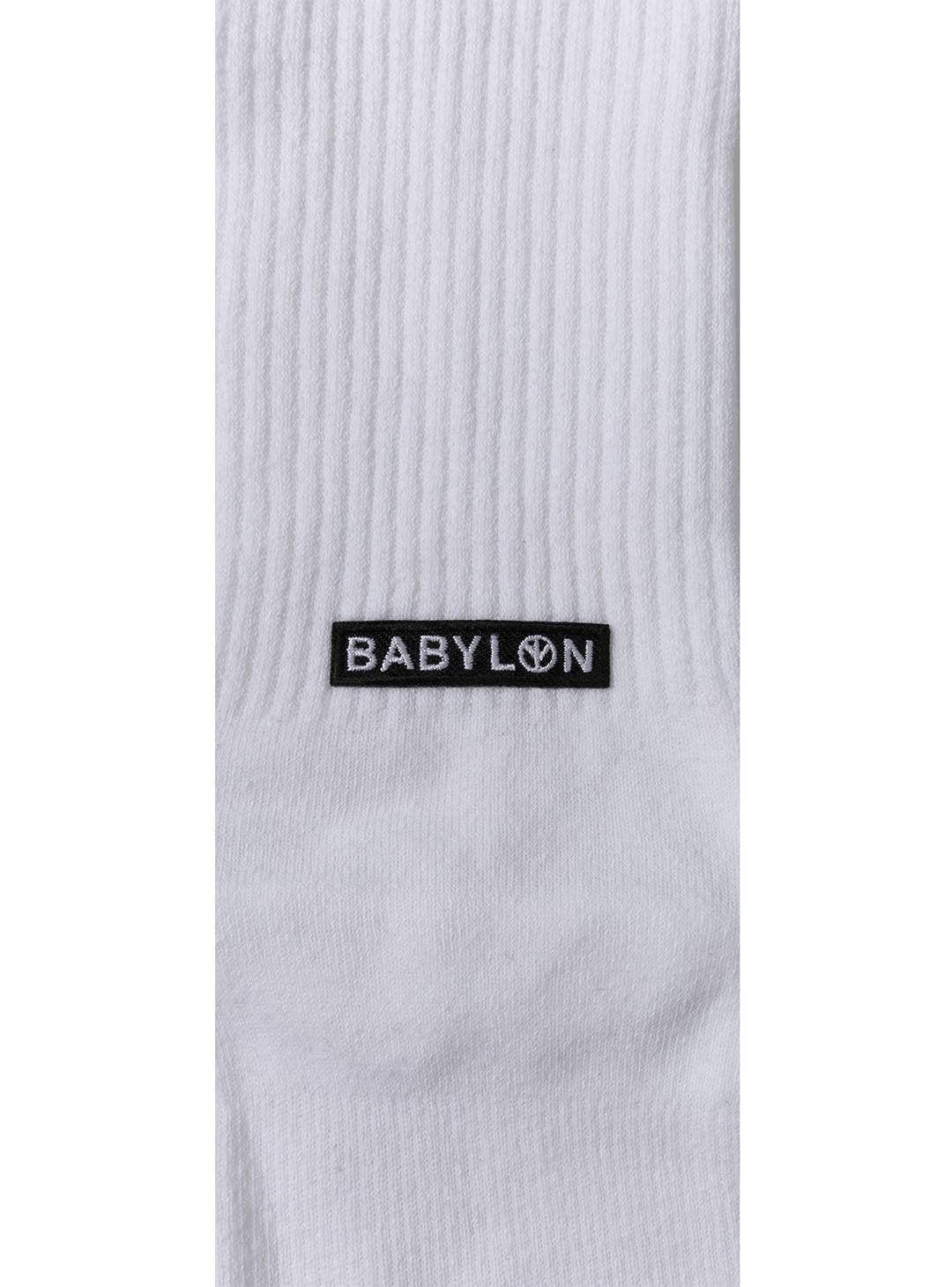 BABYLON LOGO SOCKS