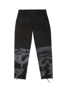 BURNING PALMS CARGO PANTS