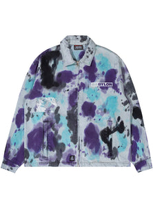 TIE-DYE EYE JACKET