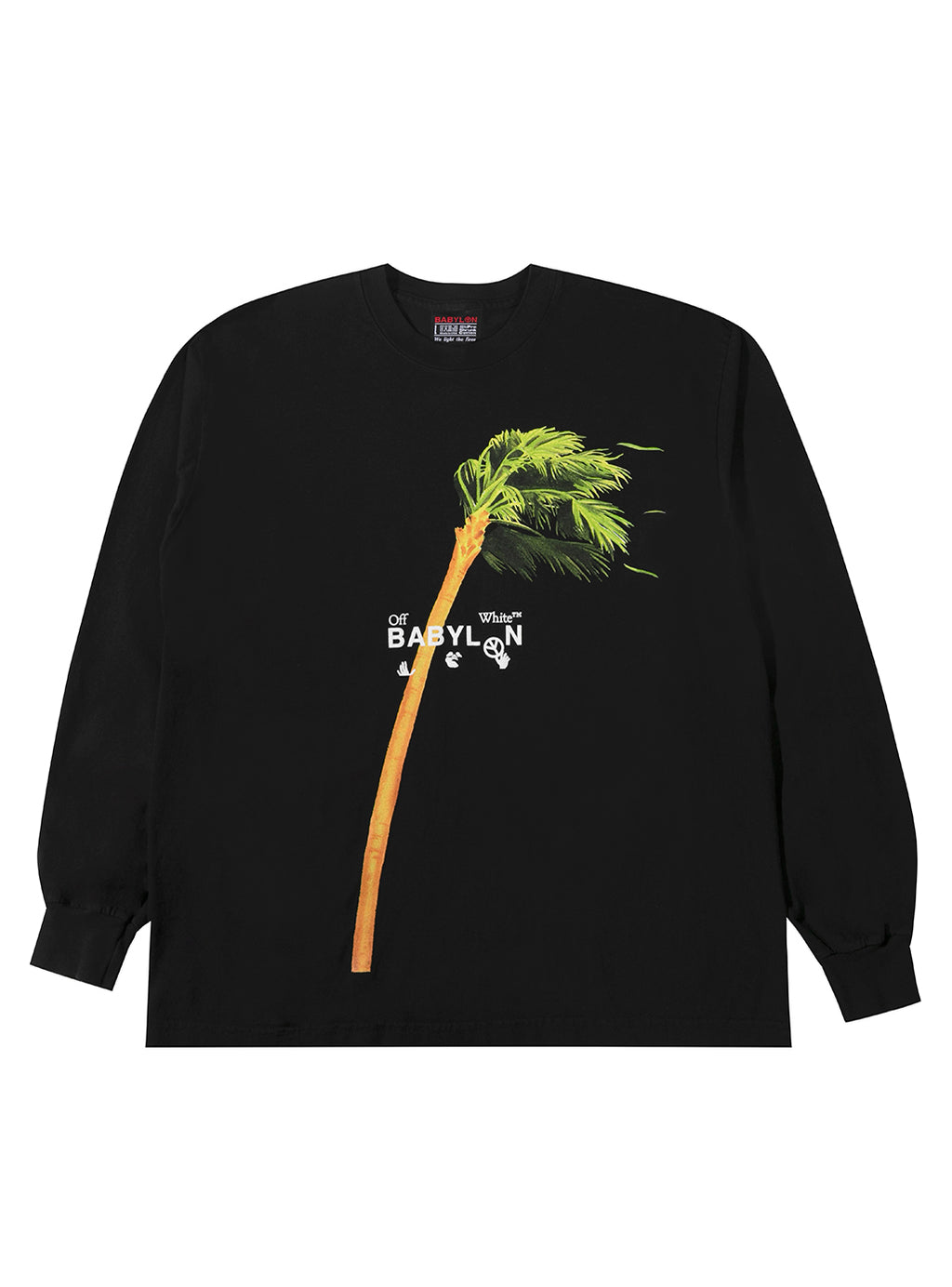 Ill Wind Palm LS T-Shirt