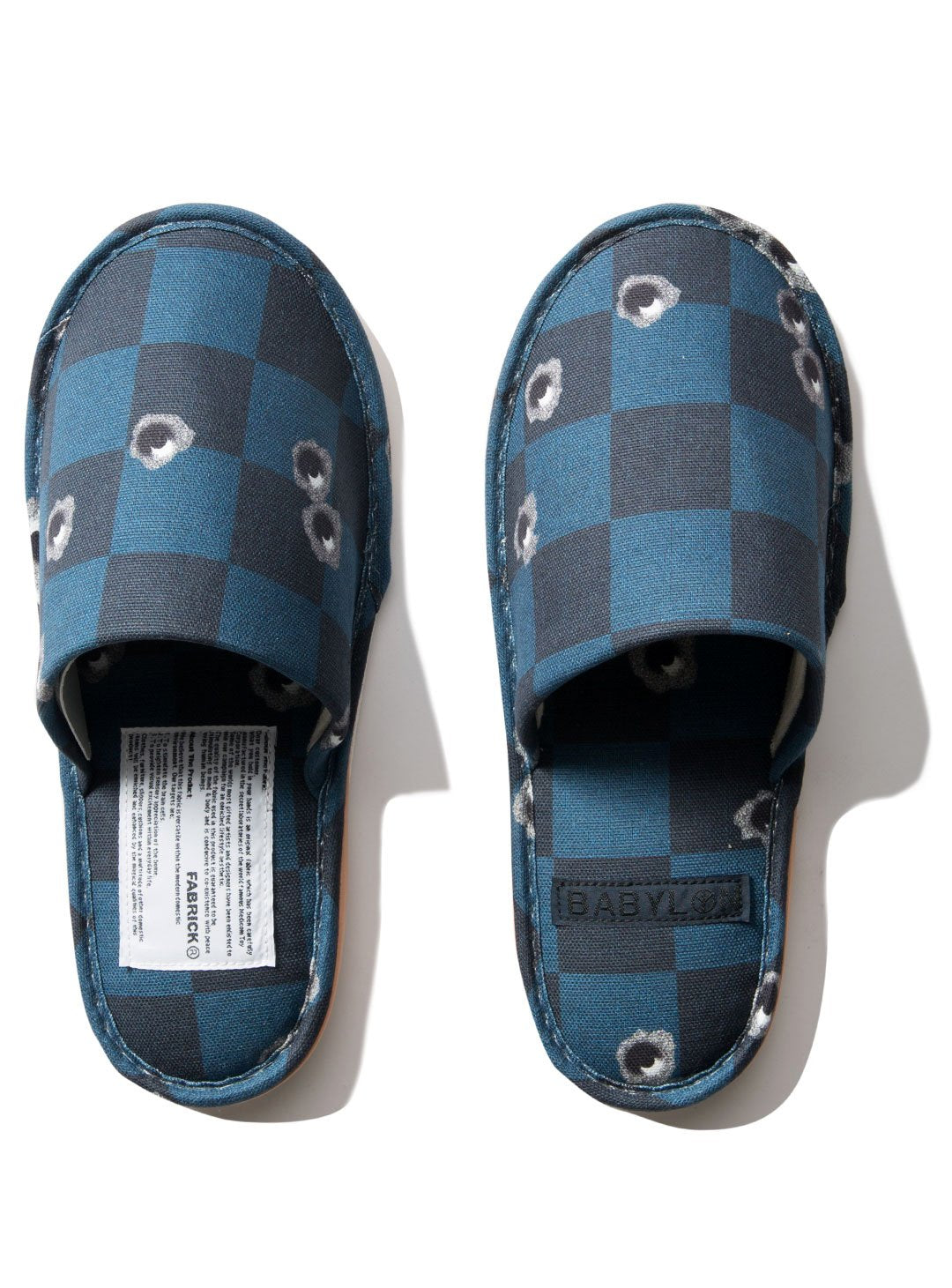 BABYLON L.A. SLIPPERS
