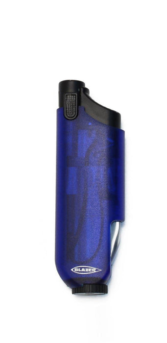 Blazer Blue CL-100 Butane Refillable Lighter