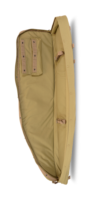 "Cadex 52"" Tan Codura Drag Bag"