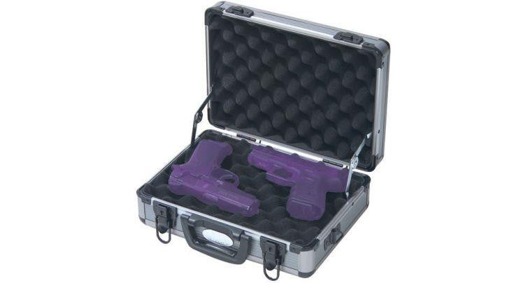 ADG Sports Two Pistol Case 31036
