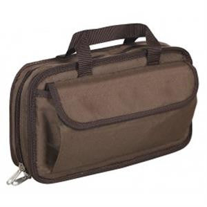 Allen Brown Endura Double Pistol Case 50-15