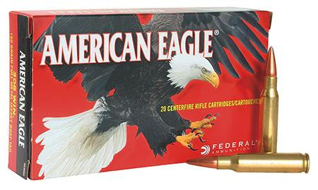 American Eagle .223 Remington 50 Grain JHP Ammunition