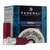 Federal Speed-Shok Waterfowl 12 Gauge 2-3/4in No. 00 Steel WF147BB