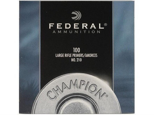 Federal Large Rifle Primers #210