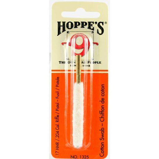 Hoppe's .17 HMR / .204 Calibre Rifle Cleaning Swab