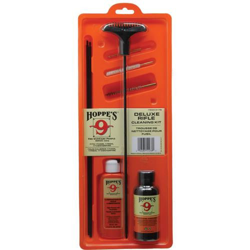 Hoppe's .17 / .204 Calibre Cleaning Kit with Steel Rod