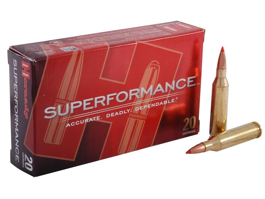 Hornady Superformance .243 Win 95 Grain SST Ammunition 80463