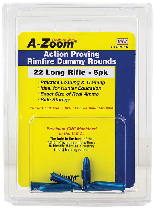 A-Zoom .22 LR Dummy Rounds 12206