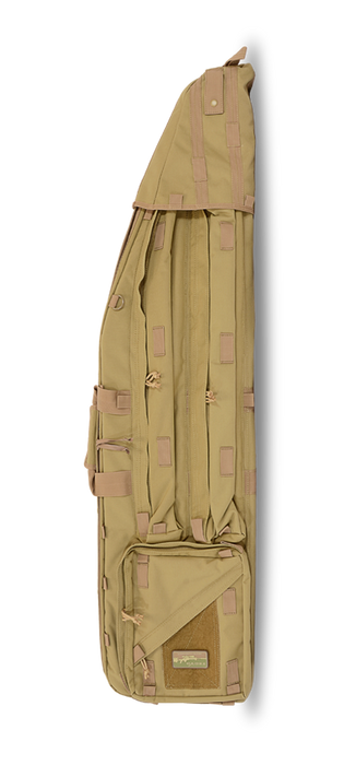 "Cadex 46"" Tan Codura Drag Bag"