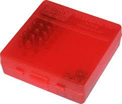 MTM Red 100 Rounds 9MM Box