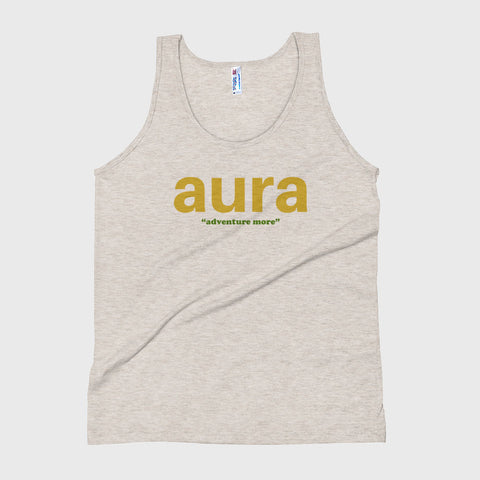 logo adventure more tank top
