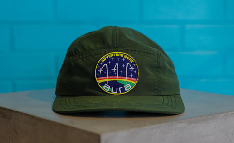 Adventure More Nylon 5 Panel