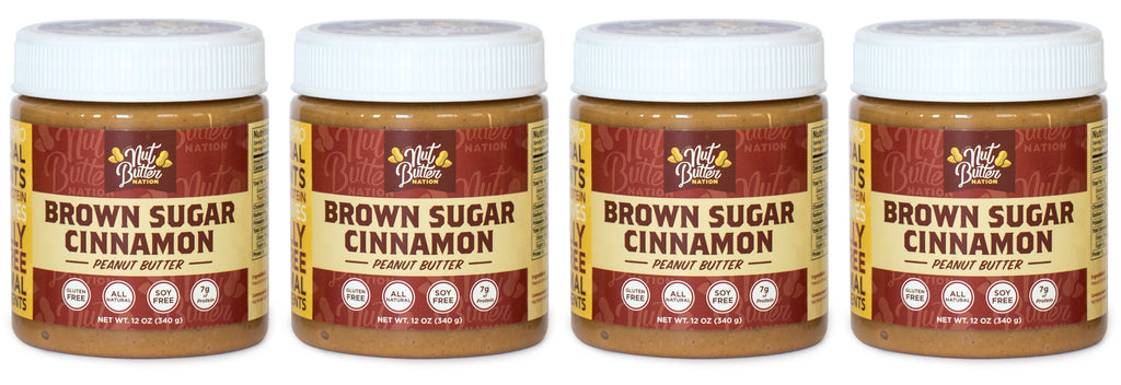 4 Pack - Brown Sugar Cinnamon