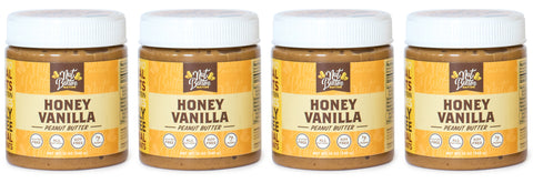 4 Pack - Honey Vanilla