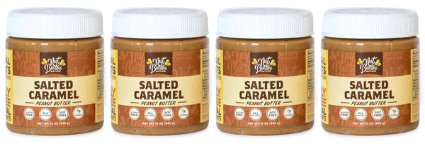 4 Pack - Salted Caramel