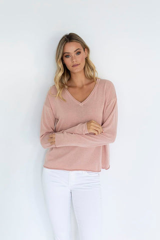 HUMIDITY Haven Top - Blush