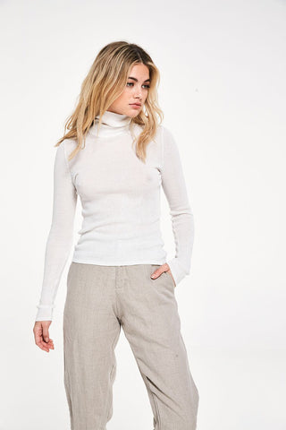 ROWIE Meg Knit - Natural