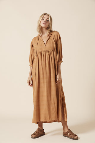 OPIA Billie Maxi Dress - Cedar