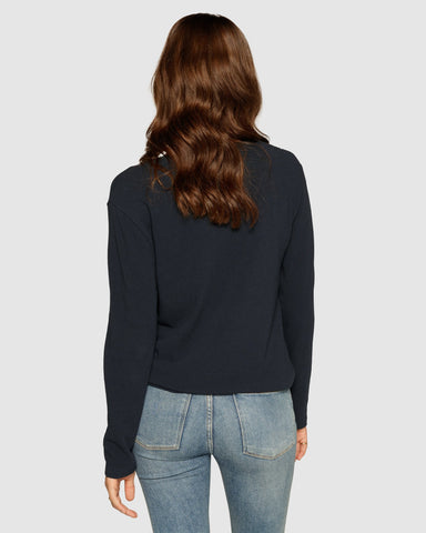 Apéro Beaded Long Sleeve Top