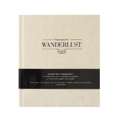 AXEL & ASH Swept Away by Wanderlust