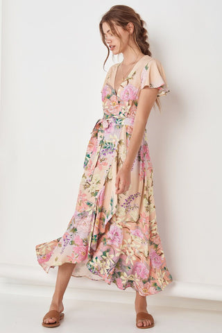 Spell Designs Lily Maxi Dress