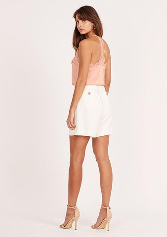 MINISTRY OF STYLE Reed Linen Shorts