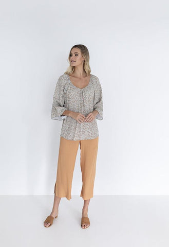 HUMIDITY Jasmine Blouse