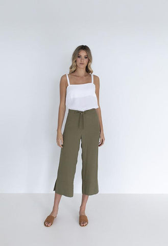 HUMIDITY Stride Pant - Khaki