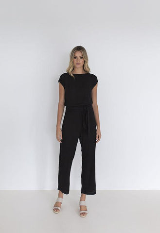 HUMIDITY Capri Jumpsuit