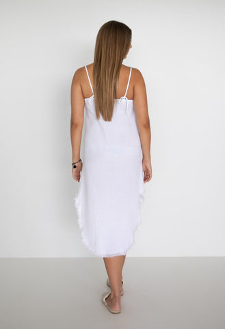 HUMIDITY Luxe Cotton Dress