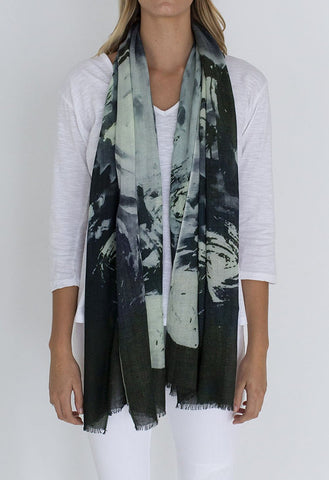 HUMIDITY Ink Scarf