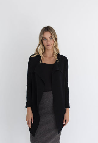 HUMIDITY Alexis Knit Jacket