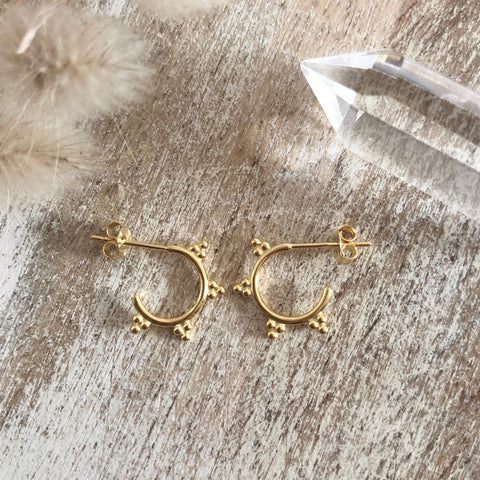 WILD CACTUS CO Bindi Ear Hoops