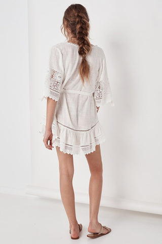 Spell Designs Abigail Lace Mini Dress