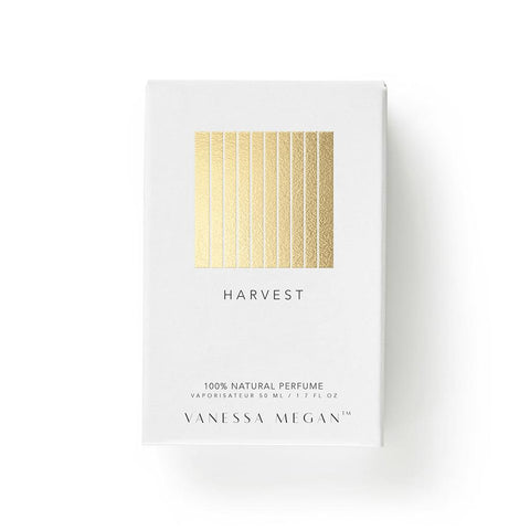 VANESSA MEGAN Harvest 100% Natural Perfume 50ml