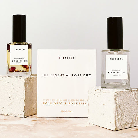 THESEEKE Essential Rose Duo