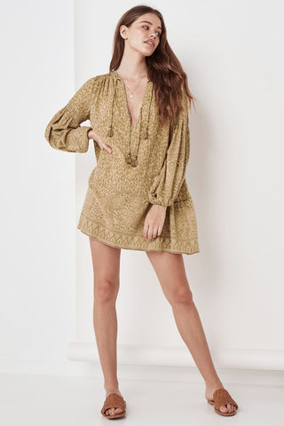 Spell Designs Wild Thing Tunic Dress