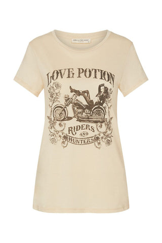 Spell Love Potion Organic Girlfriend Tee
