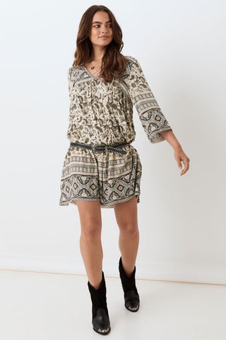 SPELL Journey Tunic Dress